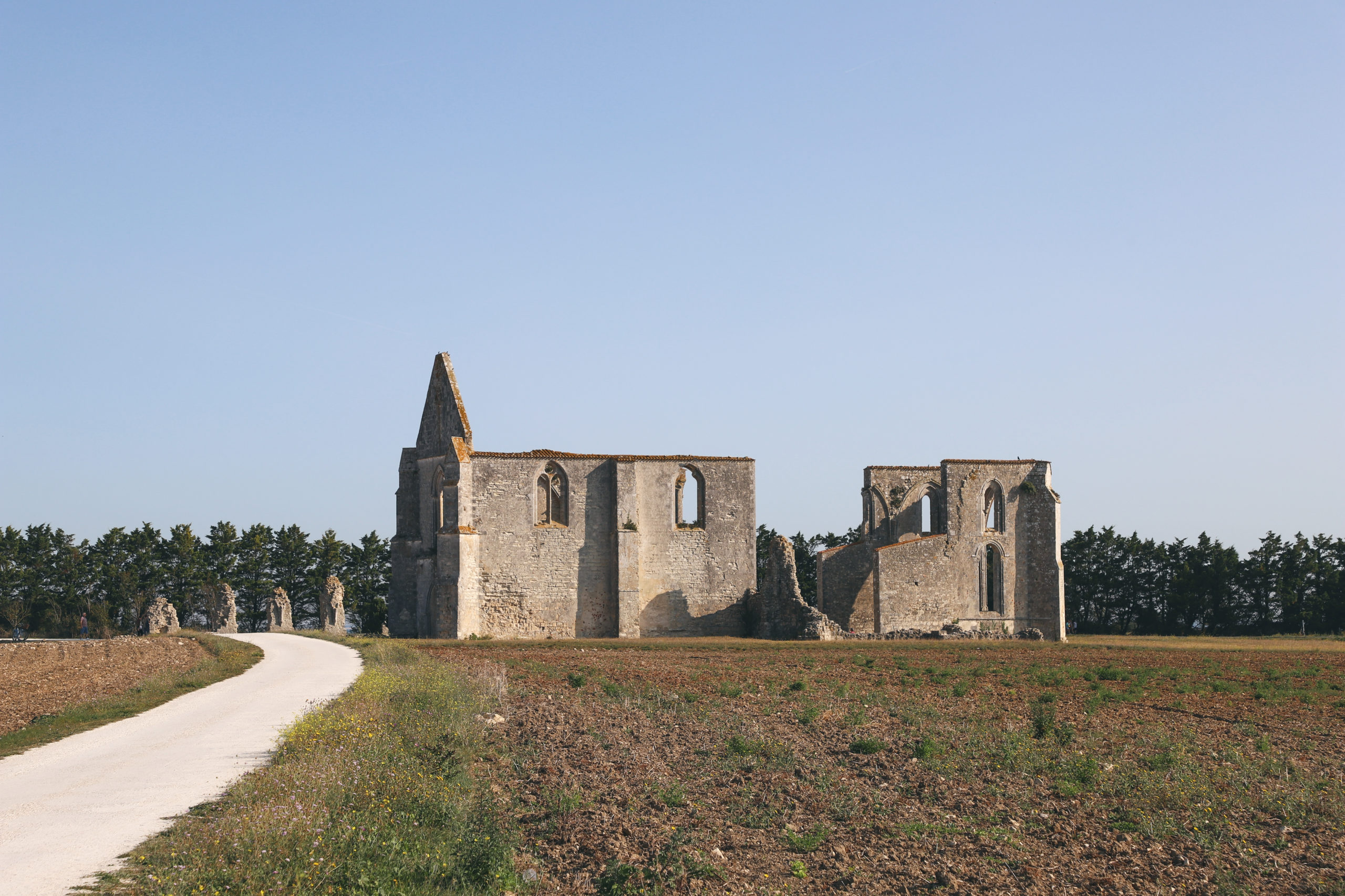 Abbaye des Châtelliers
