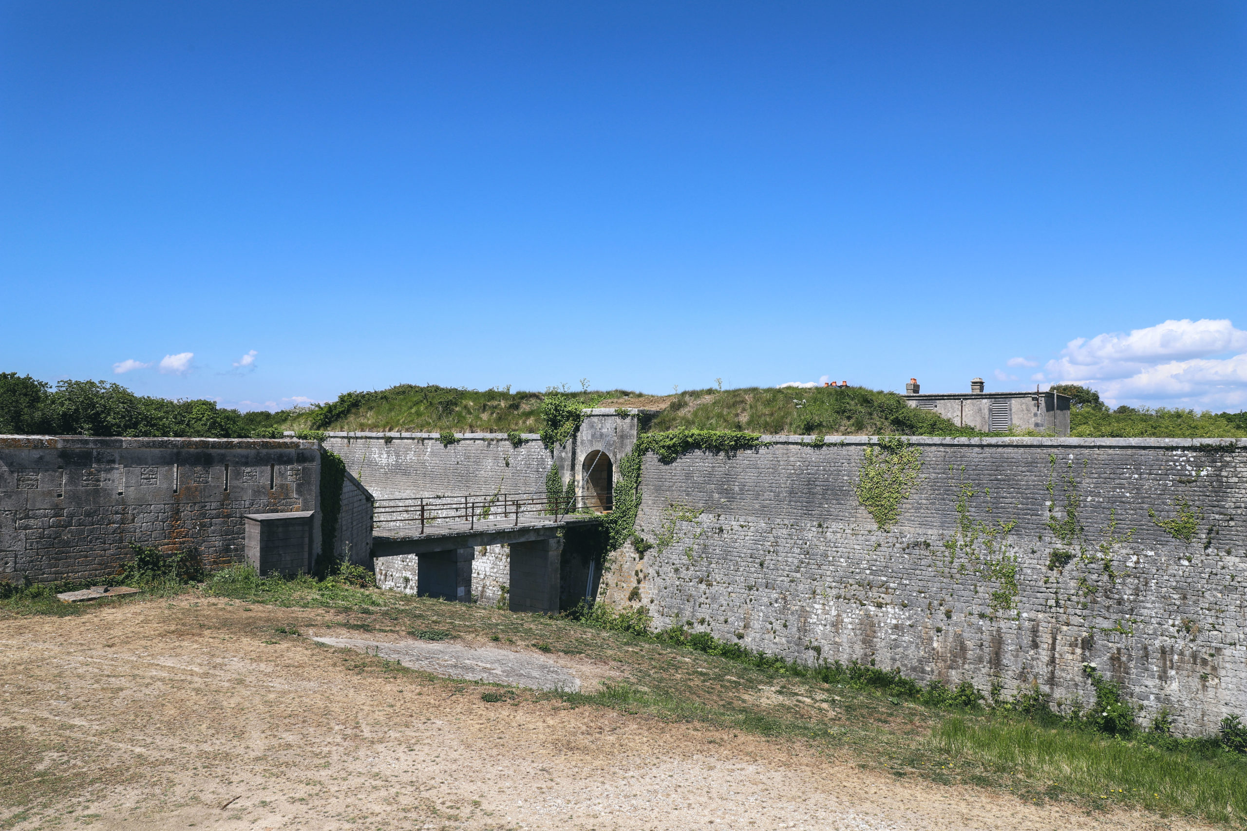 fort île madame